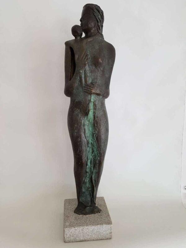 Arte Contemporáneo, Escultura de bronce, Tony Ferrer
