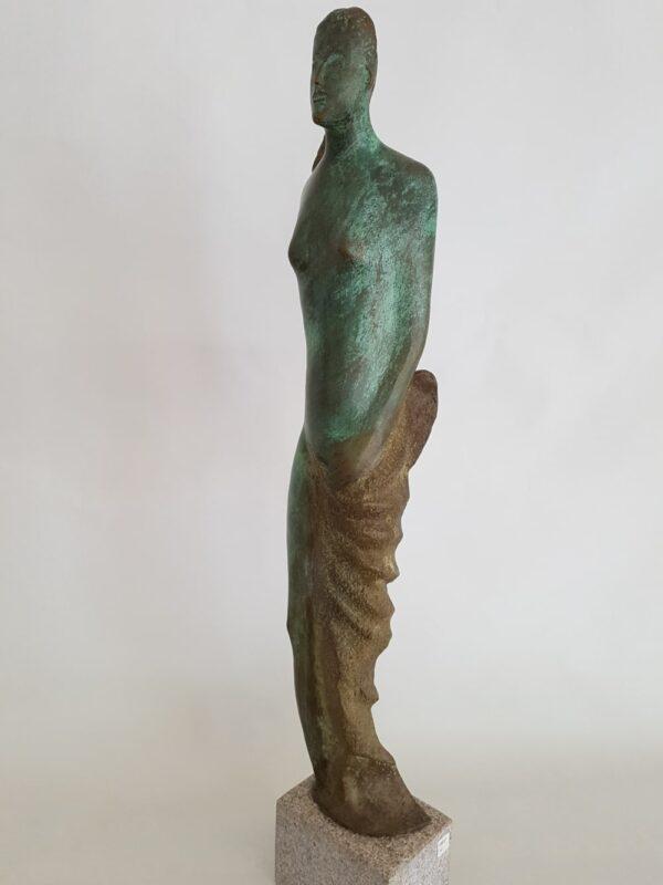 Obras de arte, Escultura de Bronce, Angel