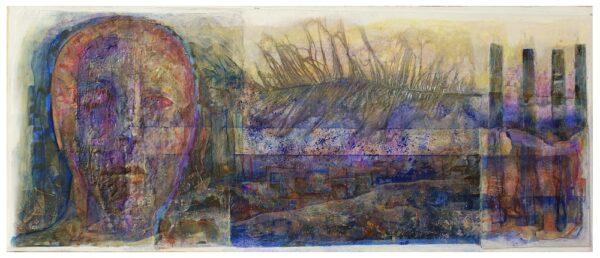 Collage Online con Fotos, Venta collage Gaspar cortes sobre radiografia y papel