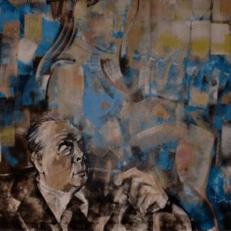 Obras de arte | Arte contemporaneo | Cafe Convertes