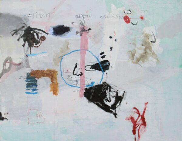 Abstraccion Arte, Supreme, Daniel Nuñez