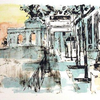 Litografía_Gouache_pilar_fanjul_obra_en_venta_arte_contemporaneo