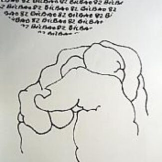 Eduardo_Chillida_obra_grafica_Cartel_Original