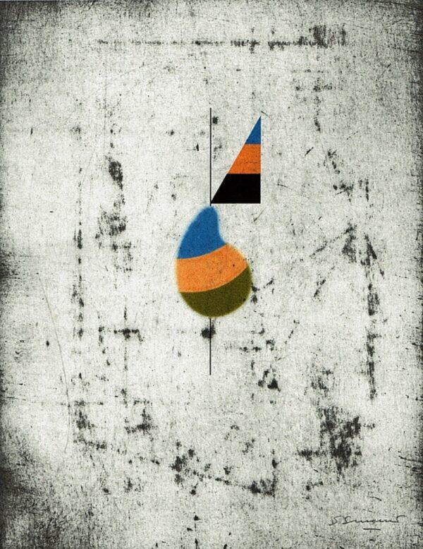 litografía_del_Artista_santiago_serrano