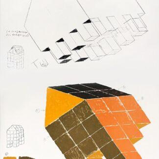 litografia_alberto_corazon_diprico_templi_en_construccion
