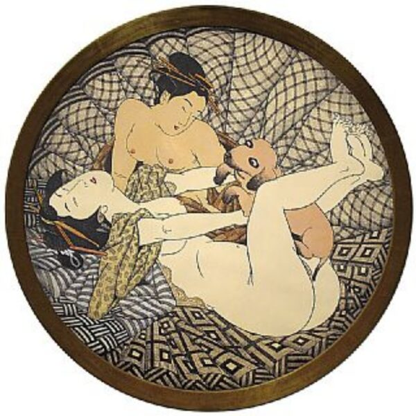 Obra Grafica Original, Aguafuerte del Artista, ai tokio VI trio 2013