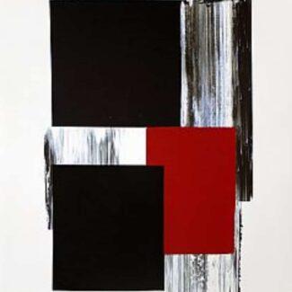 serigrafía_de_Rafael_canogar_arte_contemporáneo_venta