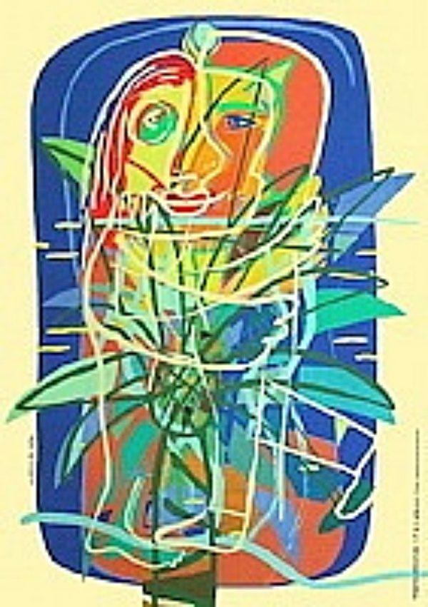 Carteles Originales Obra Grafica, Javier Mariscal