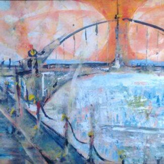arte contemporáneo, pintura abstracta acrilico, pinturas acrilicas
