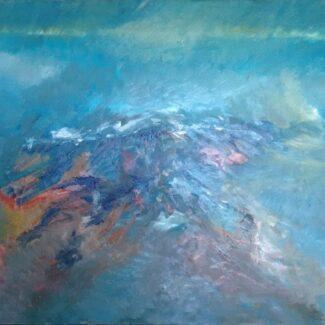 Compra Arte Online, Pintura Acrilica Lienzo, Rodena Borisova