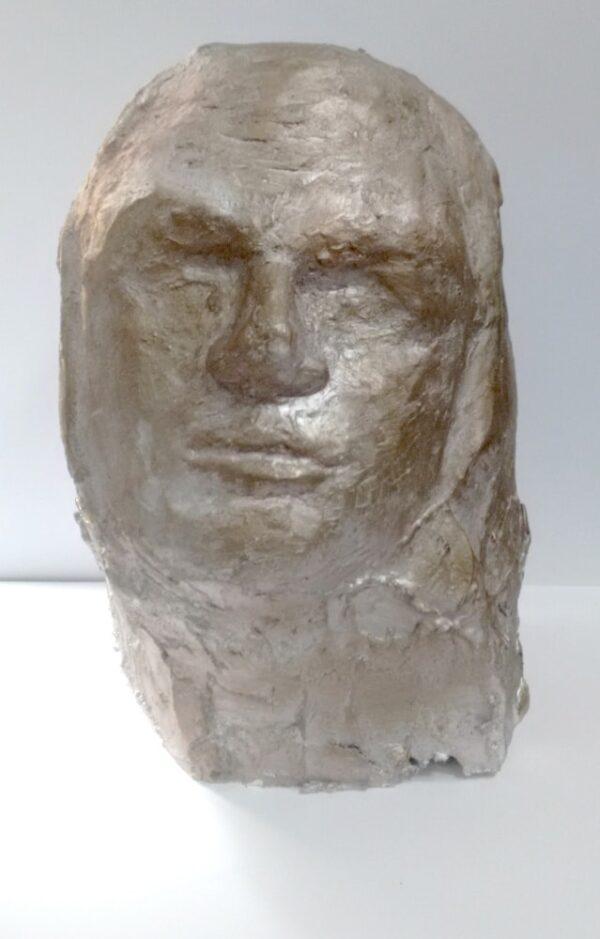 Esculturas de hierro, Mercurio