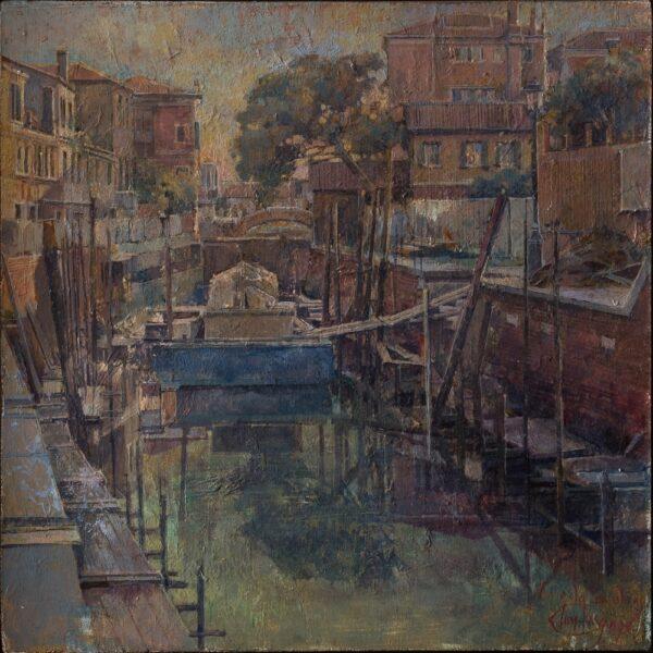 Compra Arte Online, Obras de Venecia