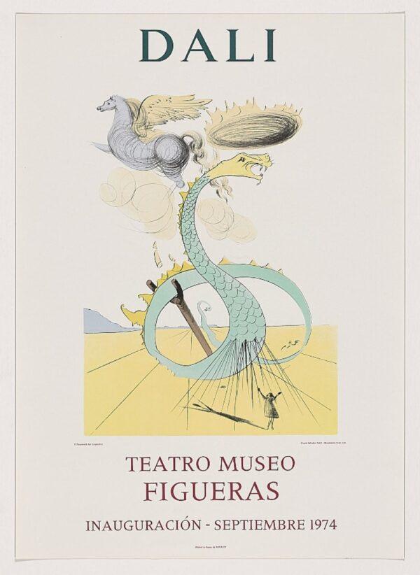 Salvador_Dalí_litografía_Teatro_Museo_Figueras_