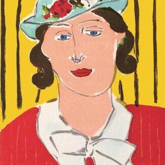 Comprar Arte Online, Litografia Henri Matisse, Madrid