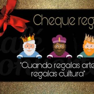 cheque regalo, reyes mago